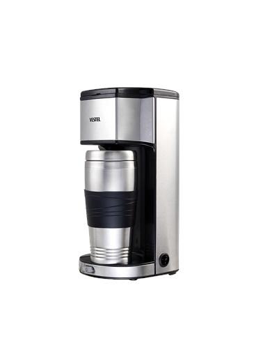 Vestel Vestel Drıp&go Kişisel Filtre Kahve Makinesi Renkli
